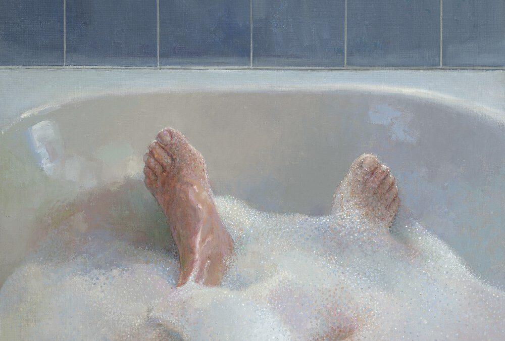 Marterhaar/ fijnschilders Noord-Nederlands Realisme